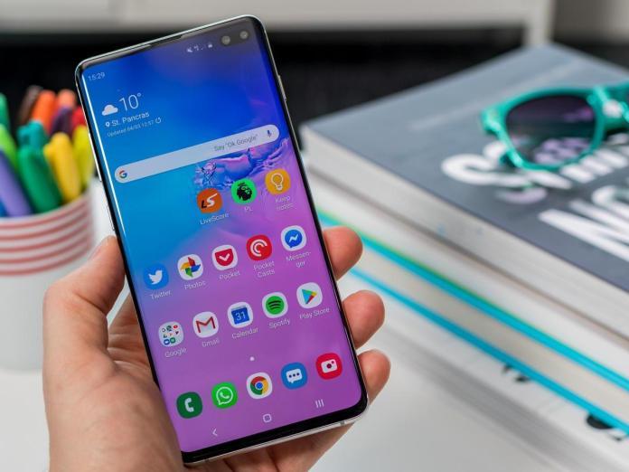 Samsung Galaxy S10 Plus Harga Rp 10.8 Juta Rupiah