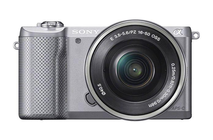 Sony Alpha A5000 Harga Rp 5.9 Juta Rupiah