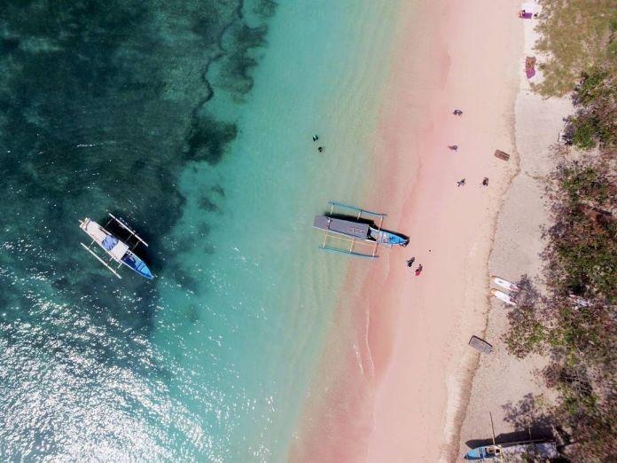 Pantai Tangsi / Pantai Pink