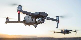 DJI Mavic 2 Zoom, Drone Superior Terbaik yang Cocok untuk Vlogging