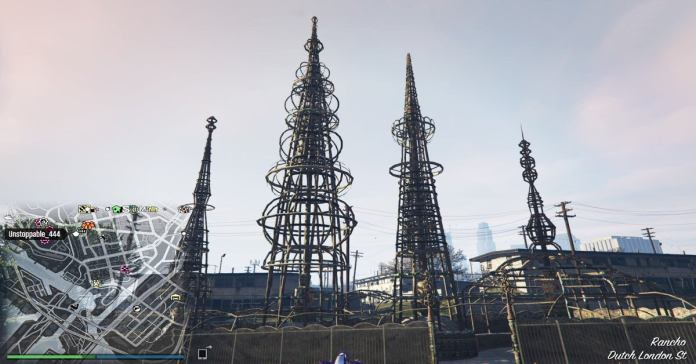 Rancho Towers - Watts Towers