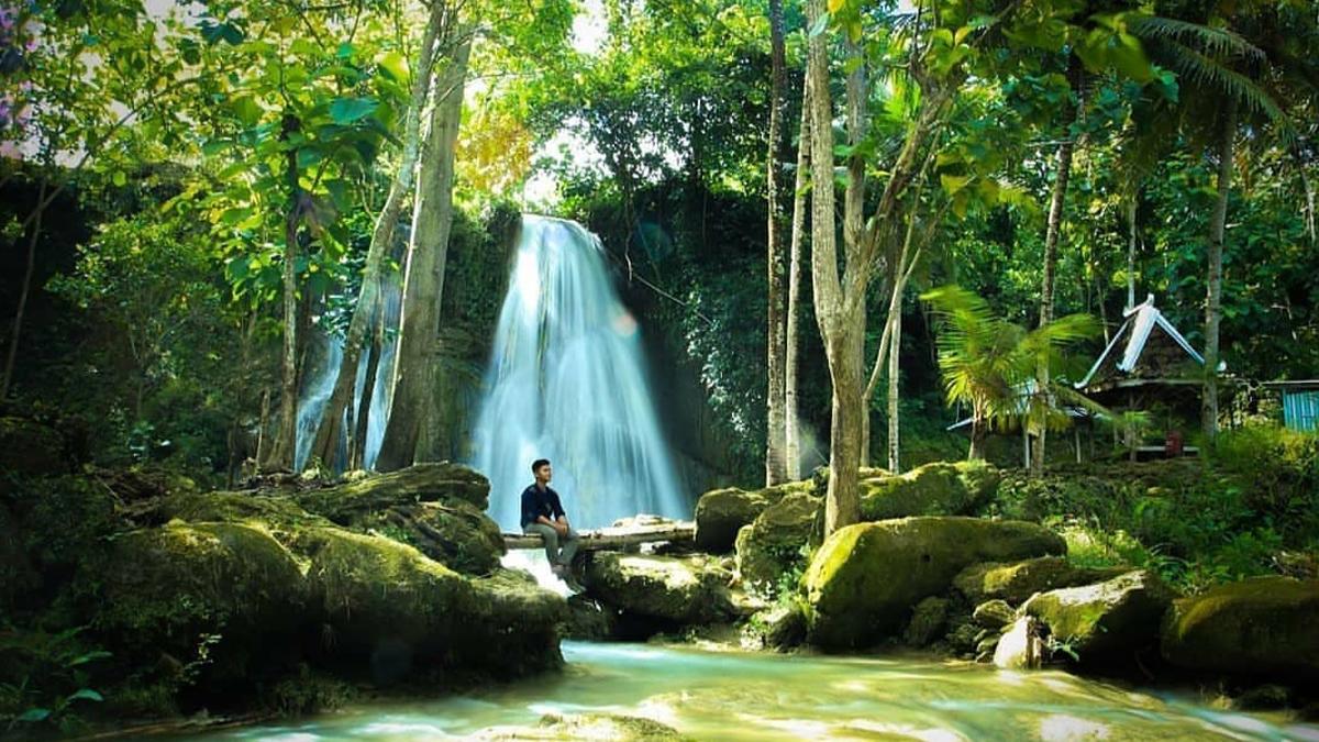 8 Wisata Air Terjun di Bantul yang Paling Indah - Koran.id