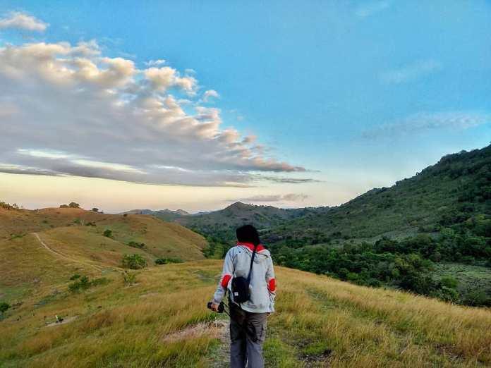 Wisata Bukit Larua Sidrap