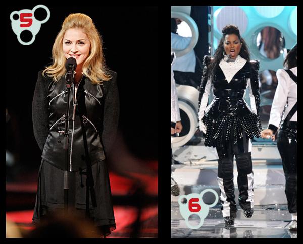 Madonna / Janet Jackson