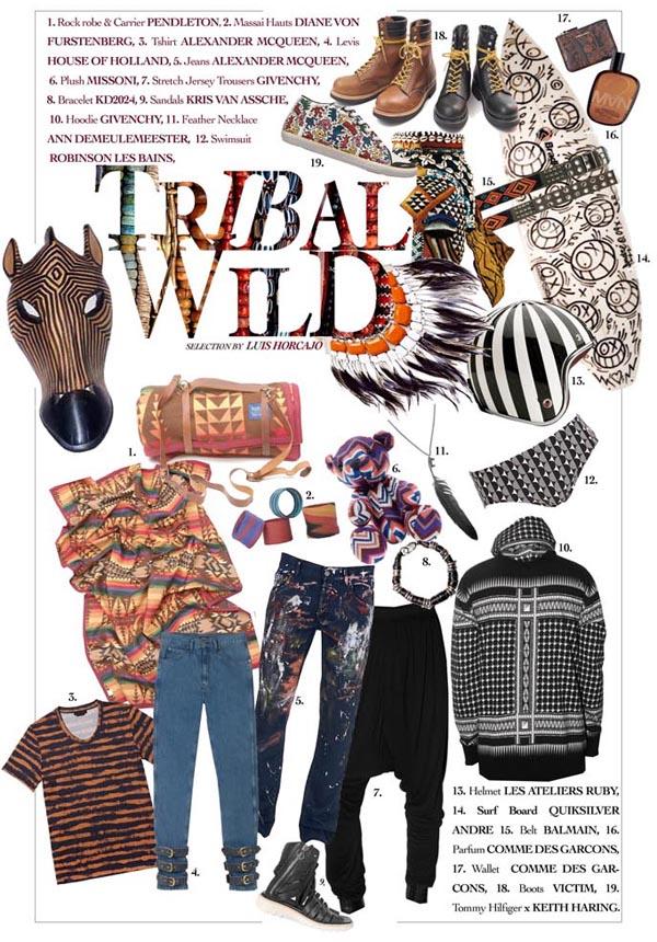 Tribal Wild
