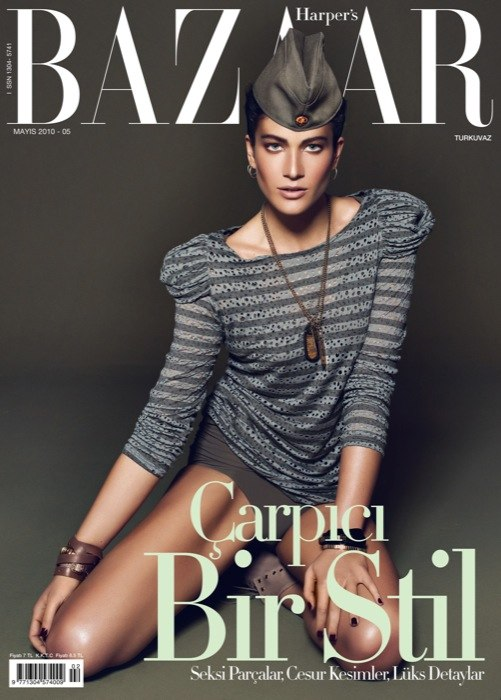 Harper's Bazaar Mayıs