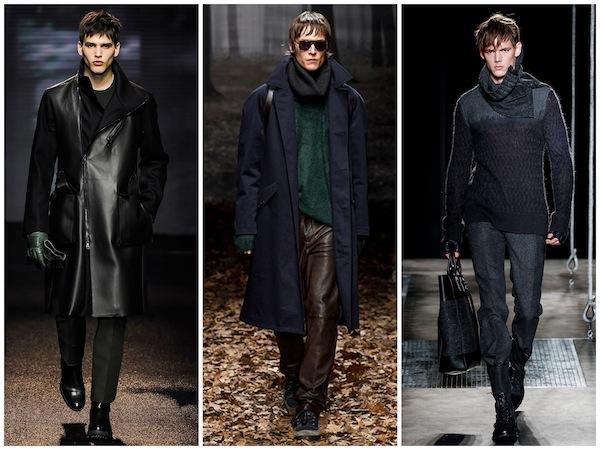 Milano Moda Uomo Fall Winter 2013