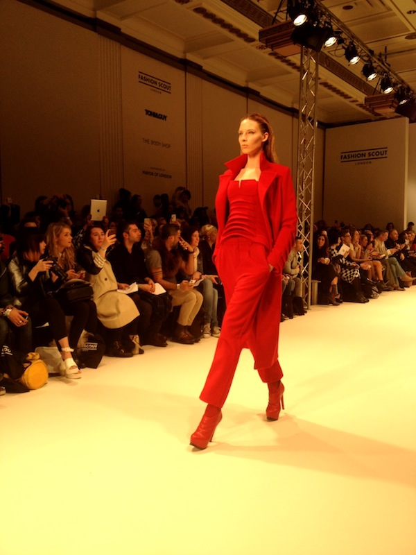 Nian in Runway Collective