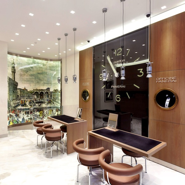 Timeless - Officine Panerai Istanbul Store