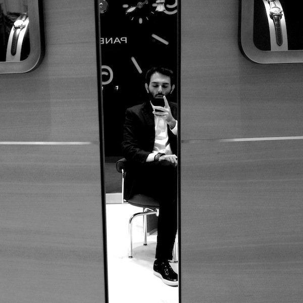 Timeless - Officine Panerai Istanbul Store