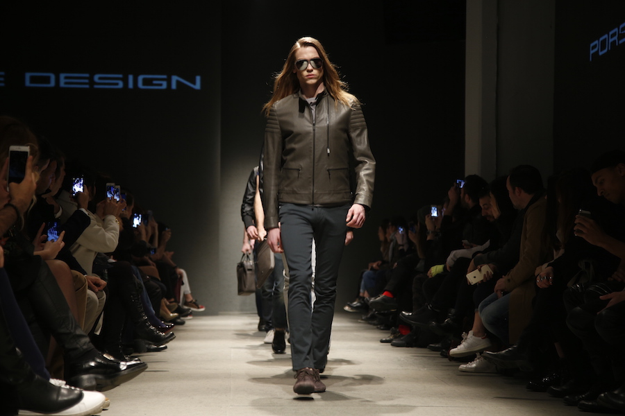 "MBFWI Photo Diary ""In Season"" - Porsche Design"