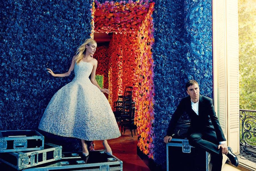 Raf Simons Exits Dior