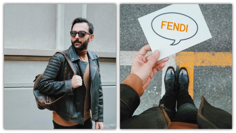 Milano Erkek Moda Haftası - Fendi