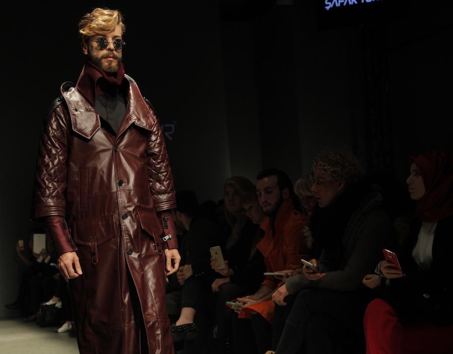 Mercedes-Benz Fashion Week Istanbul - Şafak Tokur