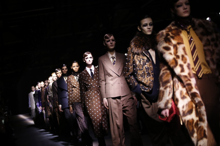 Paris Moda Haftası - Dries Van Noten