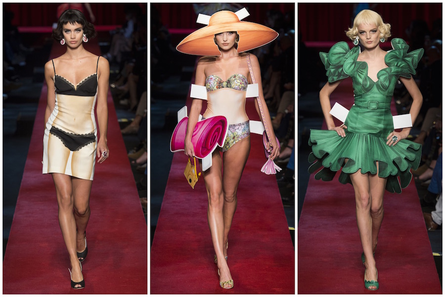 Milano Moda Haftası - MOSCHINO
