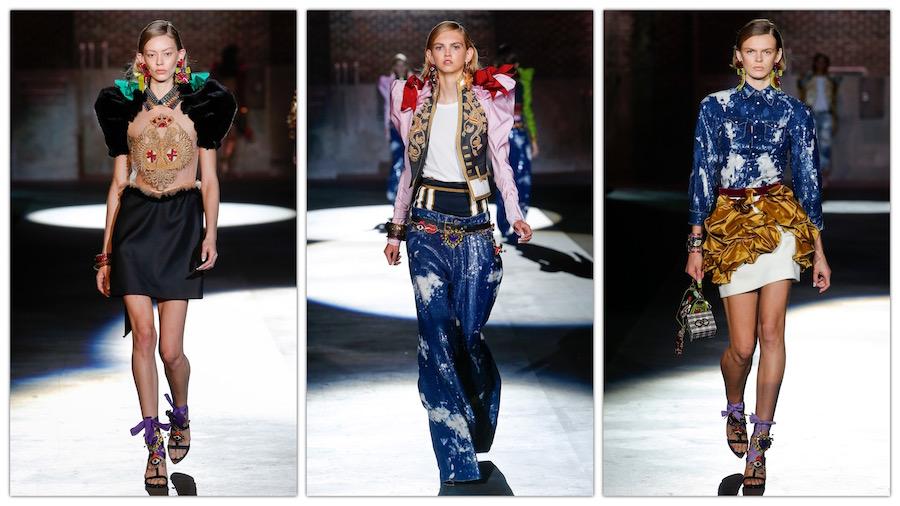 Milano Moda Haftası - DSquared2