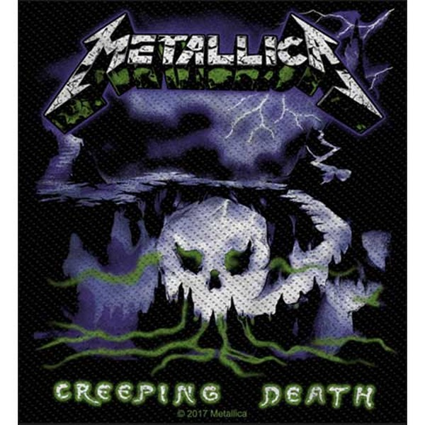 Patch Metallica Creeping Death