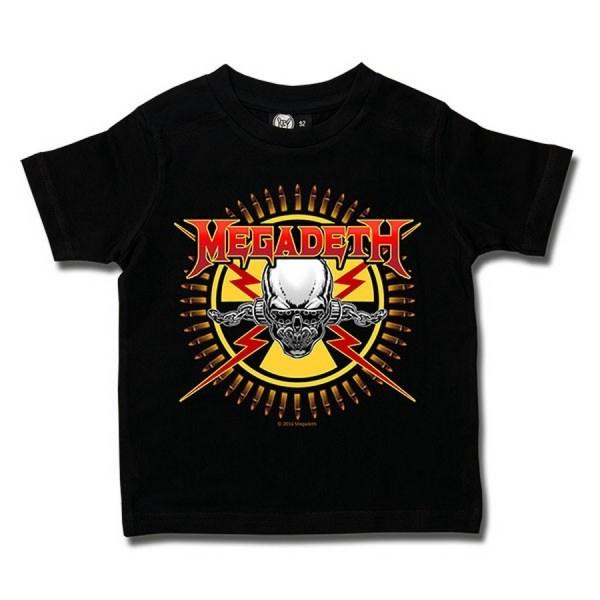 T-shirt Enfant Megadeth