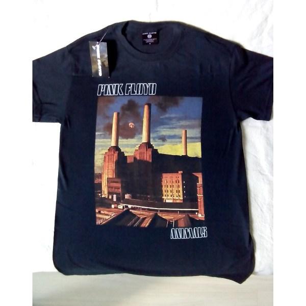 T-shirt Noir Pink Floyd