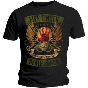 t-shirt five finger death punch