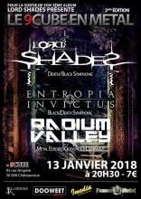 LE 9CUBE EN METAL Le 13 janvier 2018