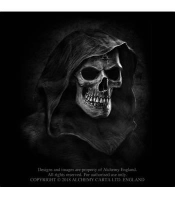 T-Shirt Noir Frère Mortimus St Leventius Remains