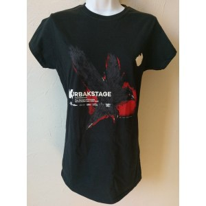 T-shirt Girly Korbakstage/Supports Sous Licence