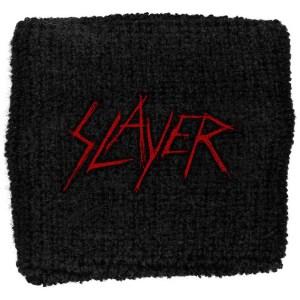 bracelet mousse slayer logo