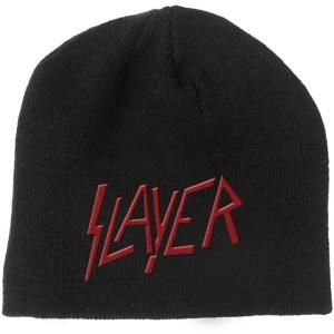 Bonnet Slayer Noir et Rouge