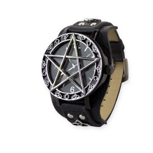 Montre Bracelet Pentagramme