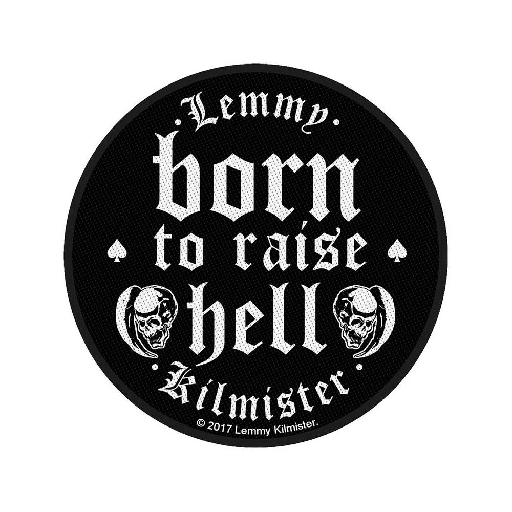 Patch Lemmy kilmister Born