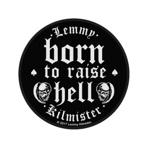 Patch Lemmy kilmister Born