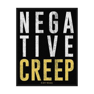 Patch Nirvana Negative Creep Licence Officielle