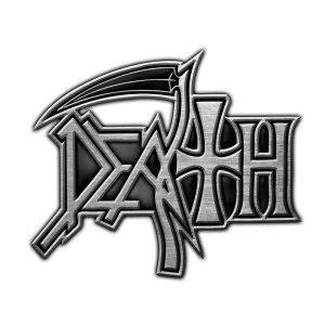 Pins Death Logo Licence Officielle