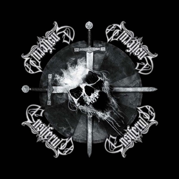 Bandana Ensiferum Design Skull licence officielle