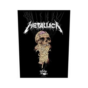 Dossard Metallica Design One
