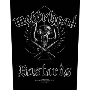 Dossard Motörhead Design Bastards