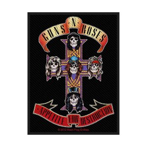 Patch GunsNRoses Appetite for Destruction