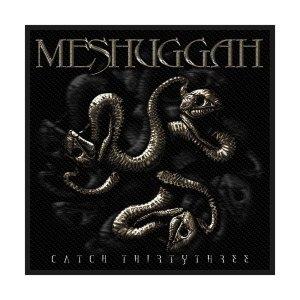 Patch Meshugga design Catch 33