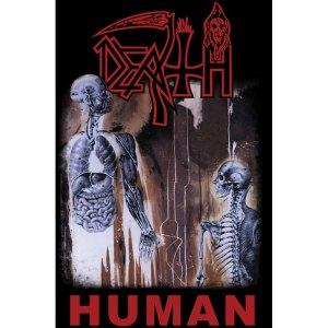 Drapeau Death Design Human