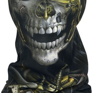 Bandana Tour de Cou Steam Punk Reaper