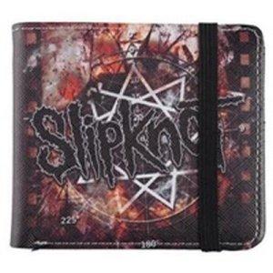 Portefeuille Slipknot Pentagram Sous Licence
