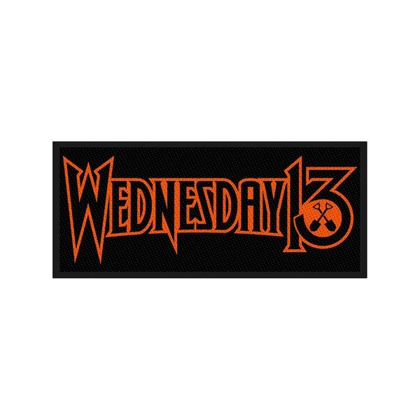 Patch Wednesday 13 Logo Licence Officielle