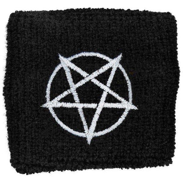 Bracelet Mousse Pentagramme Brodé Sous Licence