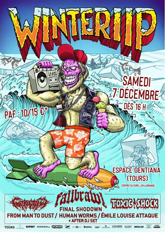 WINTERIIP Festival Metal Hardcore Tours 37