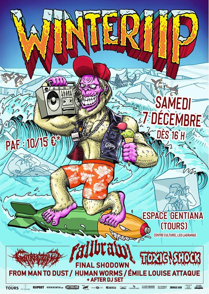 WINTERIIP Festival Metal Hardcore Tours 37