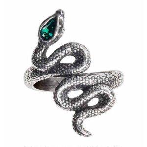 Bague Serpent Enroulé