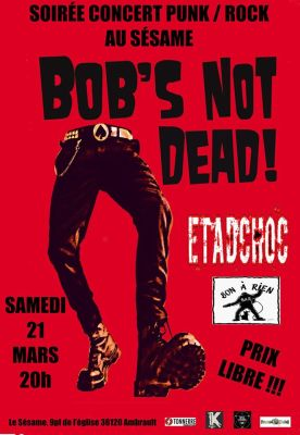 SOIREE PUNK ROCK AU SESAME