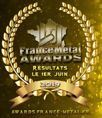 Awards 2019 France Metal